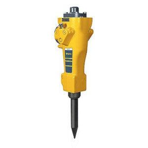 Premium hydrauliske hammere